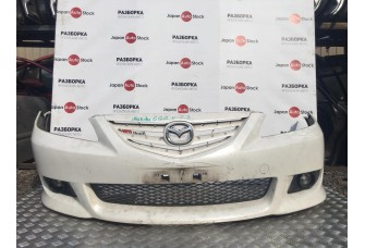 Бампер передний Mazda 6 GG в сборе, 2002-2007, 350$