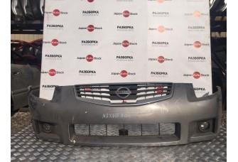 Бампер передний Nissan Maxima А 34 в сборе, 2006-2008, 350$