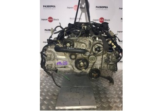 Двигатель Subaru Impreza, Forester, Legacy, 2011-2017