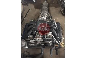 Двигатель Subaru Tribeka, 2008-2012
