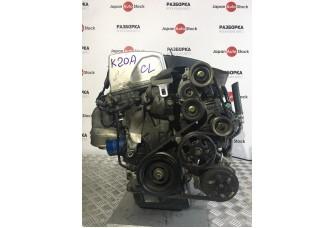 Двигатель Honda Accord CL K20A, 2003-2008