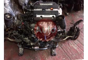Двигатель Honda Accord K20A, 2003-2008