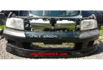 Передняя часть (NOUSCUT) Mitsubishi Space Wagon