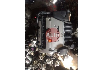 Двигатель Honda CR-V, 2002-2006