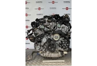 Двигатель Infiniti Q50, Q60, VR30DDTT, 2015-2021