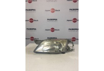 Фара левая Mazda Premacy, 1998-2000