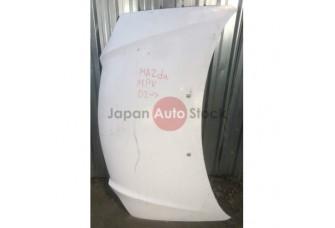 Капот Mazda MPV, 2002