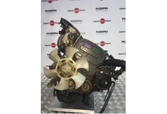 Двигатель Mitsubishi Pajero Mini, Bravo, Minica, 1995-2006