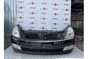 Бампер, фара, панель, радиатор, ноускат Nissan Teana J31, 2005-2007