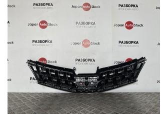 Решётка радиатора Nissan Tiida Араб, 2009-2013, цена 80 $
