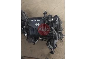 Двигатель Nissan X-Trail MR20, 2006-2012