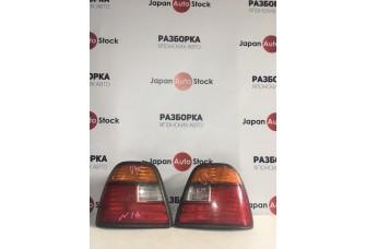 Задний стоп (левый+правый) Nissan Sunny седан, 1992-1996