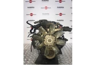 Двигатель Nissan Terrano, 1988-1997