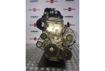 Двигатель Nissan Micra K12, 2003-2010