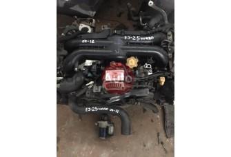 Двигатель Subaru Forester, Impreza, 2007-2012