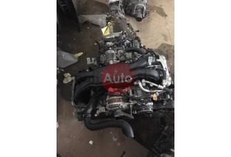 Двигатель+Вариатор Subaru Forester, Legacy, Outback, 2007-2012
